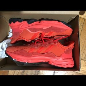 Adidas Ozweego TR (ALL RED)